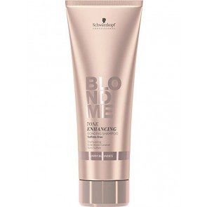Schwarzkopf BlondMe Enhance Bond Shampoo Warm Blonde 250ml