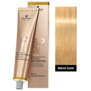 Schwarzkopf BlondMe Bond Enforcing Blonde Hi-Lighting Hair Color Cream