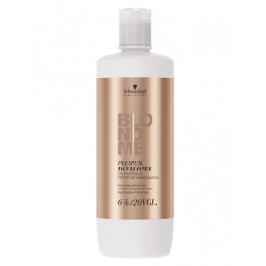 Schwarzkopf BlondMe Premium Developer Oil Formula 20 Volume 6% 33oz