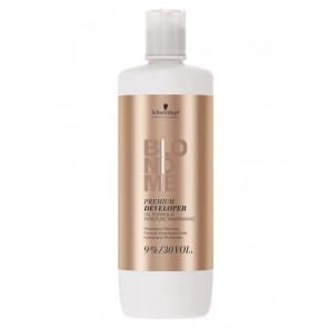 Schwarzkopf BlondMe Premium Developer Oil Formula 30 Volume 9% 33oz