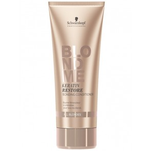 Schwarzkopf BlondMe Restore Bond Conditioner All Blondes 200ml