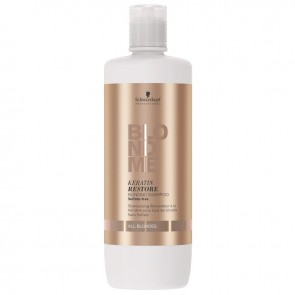 Schwarzkopf BlondMe Restore Bond Shampoo All Blondes