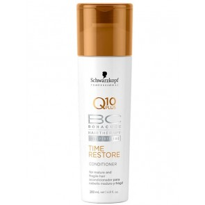 Schwarzkopf Bonacure Q10 Time Restore Conditioner 6.8 oz