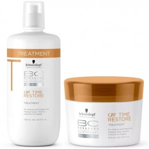 Schwarzkopf Bonacure Q10 Time Restore Treatment