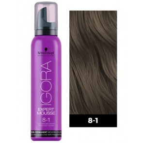 Schwarzkopf Igora Expert Mousse Semi-Permanent Color