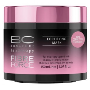 Schwarzkopf Professional BC Fibre Force Bond Connector Technology - Fortifying Mask - 150ml