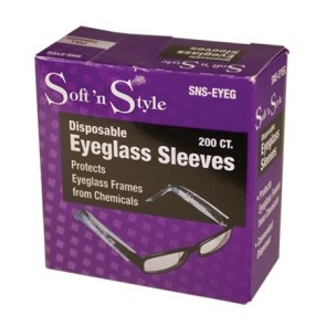 Soft N' Style Disposable Eyeglass Sleeves