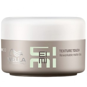 Wella EIMI Texture Touch Reworkable Matte Clay 71.2 g (2.51 oz)