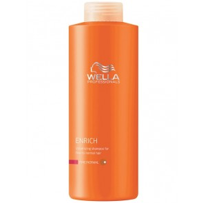 Wella Enrich Volumizing Shampoo 33oz