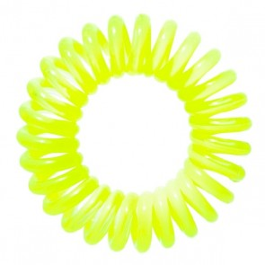 Goomee The Markless Hair Loop California Summer Collection (Box of 4 Loops) -Yolo Yellow
