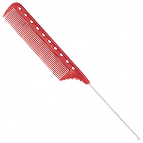 "YS Park 116 Tail Comb 8.9"" - Red"