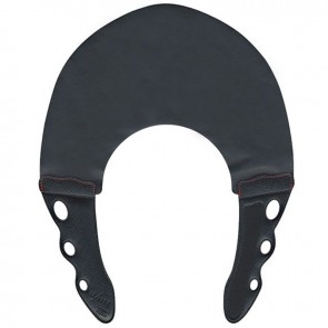 YS Park Neck Fitter 0.6mm - Black / Black