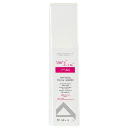 Alfaparf Semi Di Lino Styling Illuminating Thermal Protector 4.23oz