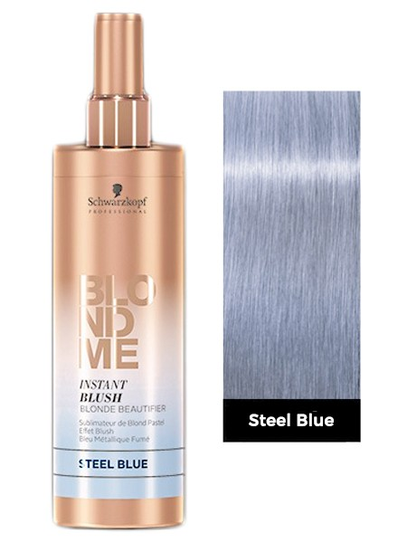 Schwarzkopf BlondMe Instamatic Blonde Steel Blue 250ml