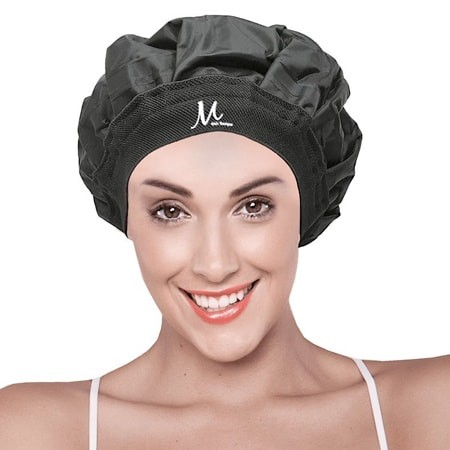 M Hair Designs Treatment Cap For Hot Amp Cold Use Glamour
