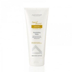 Alfaparf Semi Di Lino Diamond Illuminating Mask 6.75oz