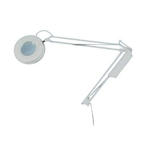 Pibbs Magnifying 5 Diopter Lamp Table Clamp 2010T