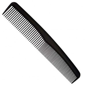 "Salon Chic 8.5"" Marceling Carbon Comb"