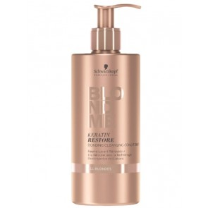 Schwarzkopf BlondMe Cleansing Conditioner 500ml