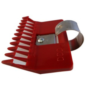 Speed-O-Guide The Original Red Comb #000 - 0.8mm