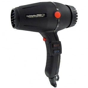 Turbo Power Twin Turbo 3500 Dryer Black 329A