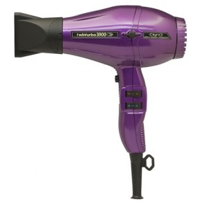 Turbo Power Twin Turbo 3900 Ceramic and Ionic Hair Dryer Purple