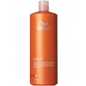 Wella Enrich Moisturizing Conditioner for Coarse Hair 33.8 oz