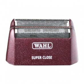Wahl 5 Star Series Shaver/Shaper Replacement Silver Foil Super Close Red #7031-400