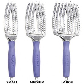Olivia Garden FingerBrush Ionic Vented Hair Brush