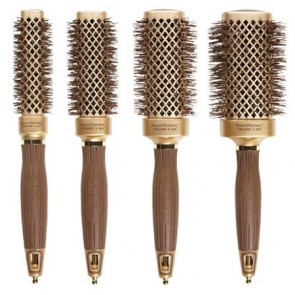 Olivia Garden NanoThermic Ceramic Ion Shaper Collection Brush